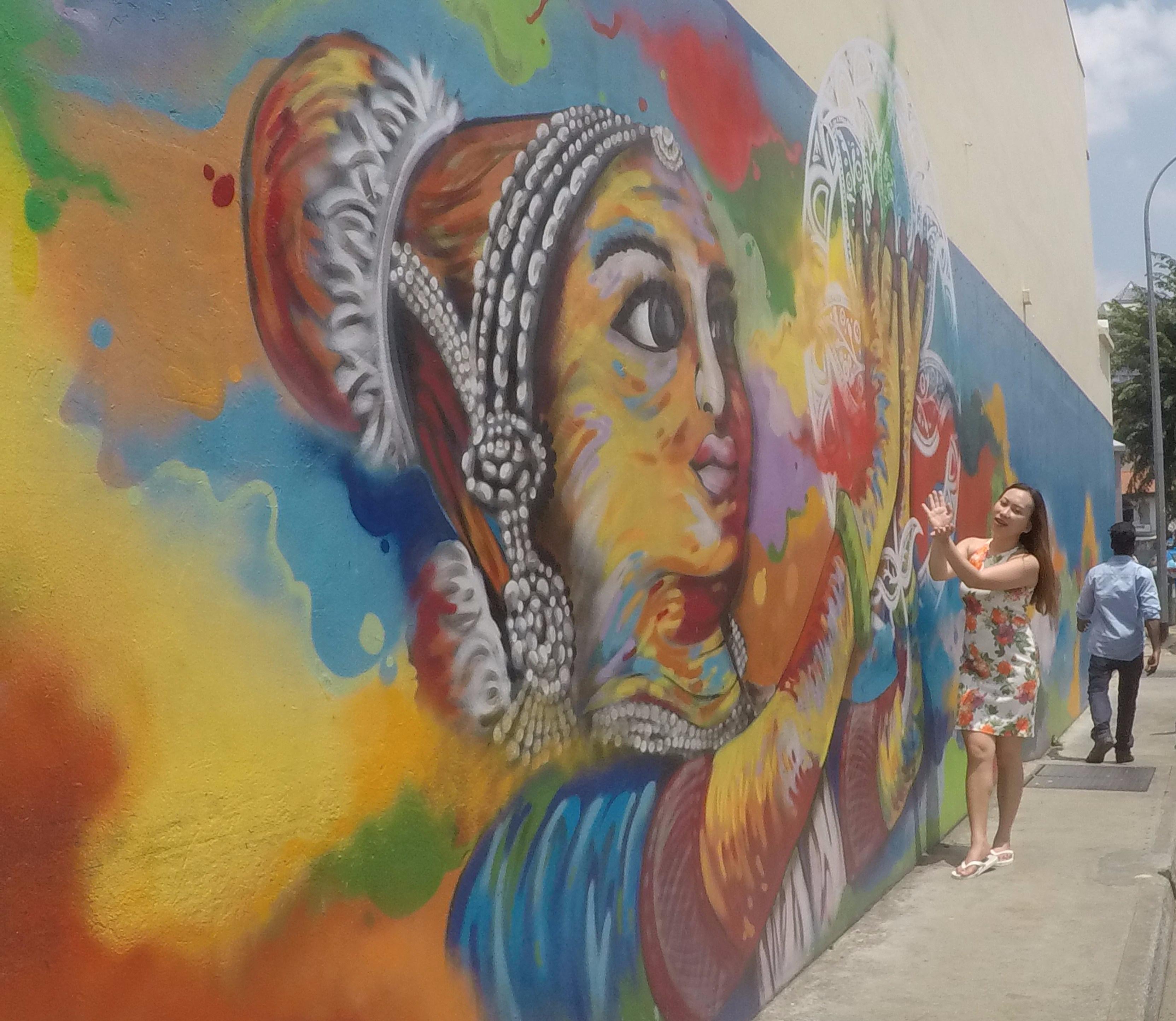 SINGAPORE: Fun at Little India and Kampong Glam | KIARRA CASUSI